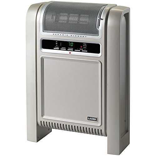 Lasko Cyclonic Ceramic Heater, Model 758000, 1 ea