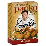 Emeril's Original Panko Bread Crumbs, 8-Ounce (Pack of 6)