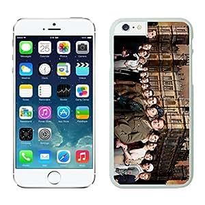 NEW DIY Unique Designed Case For iphone 6 plus Downton Abbey iphone 6 plus White 5.5 TPU inch Phone Case 123
