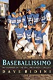 Baseballissimo, Dave Bidini, 0771014619