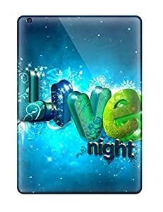 New Arrival JRt6324jQNU Premium Ipad Air Cases(live Night)