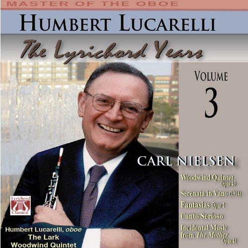 Woodwind Quintet Opus 43 (1922) for flute, oboe, clarinet, horn and bassoon: Praeludium-tema variazioni