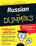 Russian for Dummies, Andrew Kaufman and Serafima Gettys, 0471780014