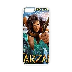 iPhone 6 4.7 Inch Cell Phone Case White Tarzan K2334088