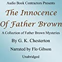 The Innocence of Father Brown Audiobook by G. K. Chesterton Narrated by Flo Gibson