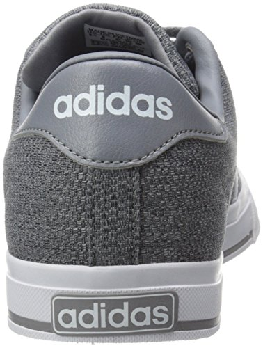 Adidas Performance Mens Daily Fashion Sneaker Grigio / Grigio Tech / Bianco