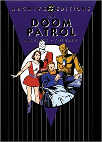 Image result for doom patrol archives