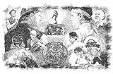 Jeffrey Davis Art, Inc. Cobra Kai-Karate Kid Limited Edition Poster
