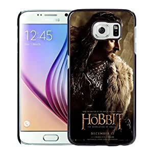 Fashion DIY Custom Designed Samsung Galaxy S6 Phone Case For The Hobbit The Desolation of Smaug Thorin Oakenshield Phone Case Cover