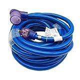 Parkworld 885330 Welder 50A 3-Prong NEMA 6-50 Extension Cord (50')