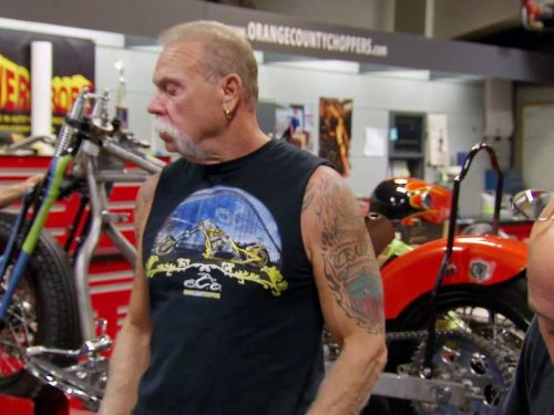 Old Wounds (American Chopper Build Off compare prices)