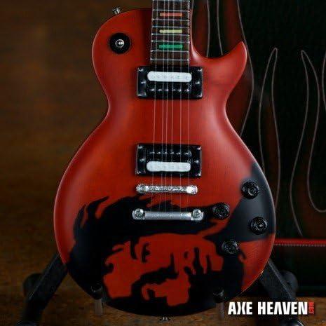 AXE HEAVEN BM-099 Bob Marley One Love Mini Guitarra ...