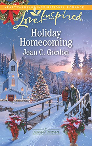 Books : Holiday Homecoming (The Donnelly Brothers)