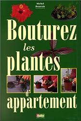 BOUTUREZ LES PLANTES D'APPARTEMENT (Archive Jardina)