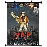 Akira Anime Fabric Wall Scroll Poster (32 x 46) Inches. [WP]Akira-3(L)