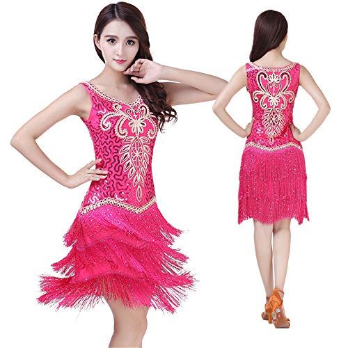 Jajx-wodadr Women's Dance Party Dress Women Dancewear