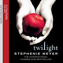 Twilight: Twilight Series, Book 1 Audiobook by Stephenie Meyer Narrated by Ilyana Kadushin