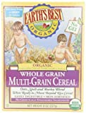 EARTHS BEST CEREAL MIXED GRAIN ORG, 8 OZ, PK- 12