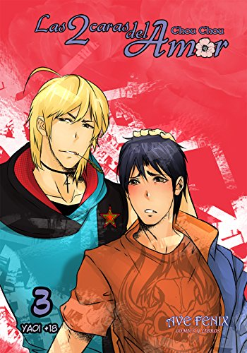 Descargar Libro Las 2 Caras Del Amor Nº3: Manga Yaoi Studio Chou Chou