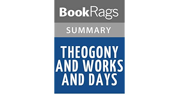 works and days summary