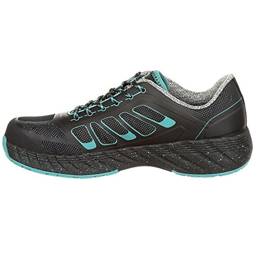 Shoes 5 Womens Hazard Black Georgia GB00233 M 9 Work Reflex Electrical H5qxOfw