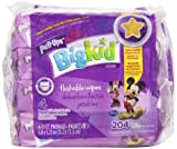 Health & Personal Care : Pull-Ups Big Kid Flushable Wipes - 204 CT by Pull-Ups