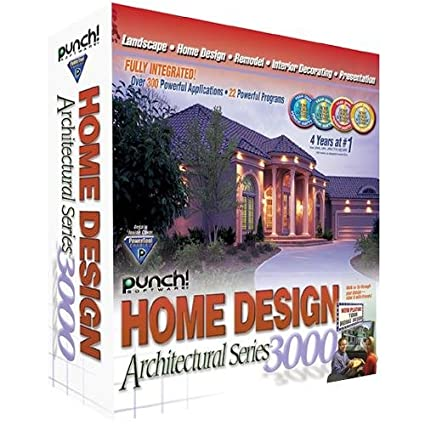 Great Punch! Home Design Architectural Series 3000