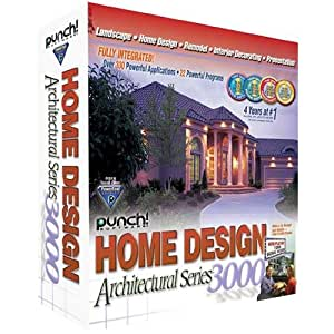 Punch Home Design Architectural Series 3000