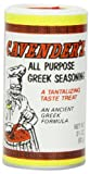 Cavender's Greek Seasoning, 3 1/4-Ounce Shakers (Pack of 12)