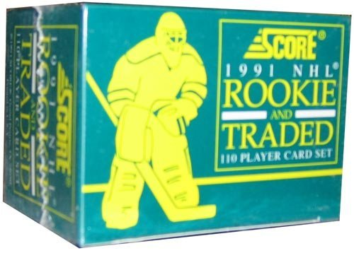1991 Score Rookie And Traded Hockey Set - 110C factory sealed