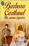 Un amour imprévu par Cartland