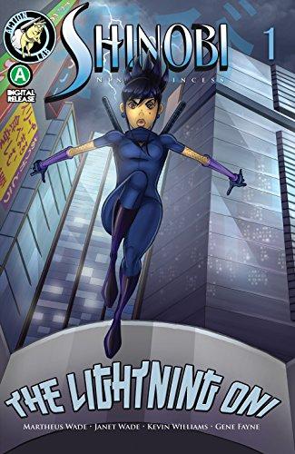 Amazon.com: Shinobi: Ninja Princess #1: Lightning Oni eBook ...