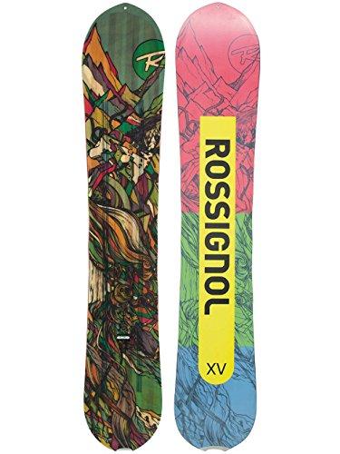 168cm Snowboard (Rossignol XV Magtek Wide Snowboard Mens Sz 168cm (W))