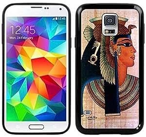 Cleopatra Handmade Samsung Galaxy S5 Black Case