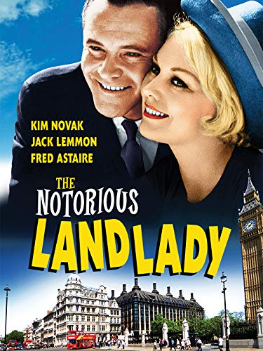 Notorious Landlady, The (Jack Lemmon Movies)