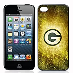 SUUER greenbay packers sport Personalized Custom Plastic Hard CASE for iPhone 5 5s Durable Case Cover wangjiang maoyi