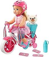 Little Mommy Meu Primeiro Passeio, Mattel, Loira