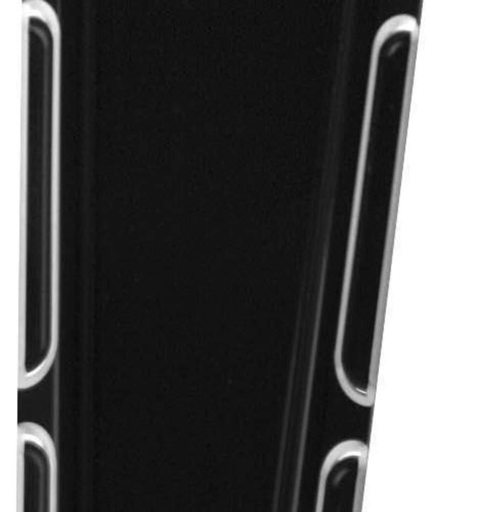 Arlen Ness 04-163 Black Billet Dash Insert