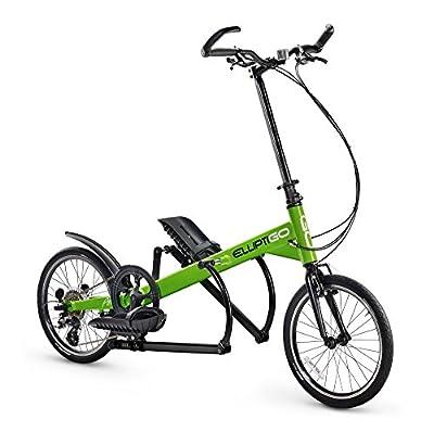 ElliptiGO Arc 24 - The World's First Outdoor Elliptical Bike