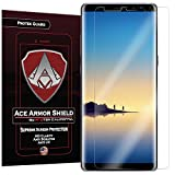 galaxy ace 2 screen protector - Galaxy Note 8 Screen Protector (Case Friendly)(2-Pack), Ace Armor Shield ProTek Guard HD Full Coverage Screen Protector for Galaxy Note 8 scratch-free Film