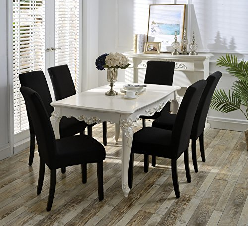 Homluxe Dining Room Chair Covers Stretch Kitchen Parson