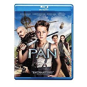 Pan (Blu-ray + DVD + UltraViolet) (2015)