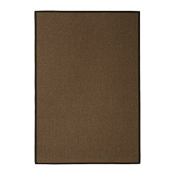 Ikea Egeby Rug Flatwoven Medium Brown 200x300 Cm