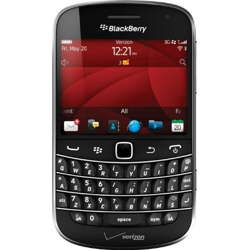 BlackBerry Bold 9930 Unlocked Verizon Smart Phone
