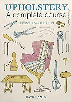 Book Upholstery: A Complete Course (2nd revised edition)