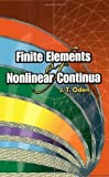 img - for Finite Elements of Nonlinear Continua (Dover Civil and Mechanical Engineering) by J. T. Oden (2006-06-30) book / textbook / text book