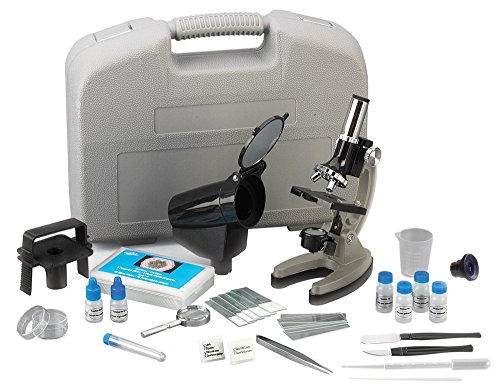 Educational Insights MicroPro Elite 98 - piece Microscope Set (Kids Microscope Micropro)