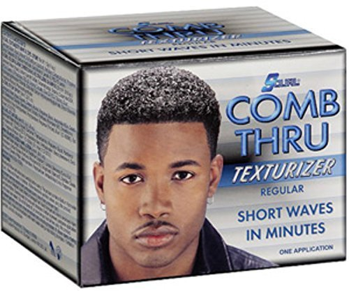 (LUSTER PROD Luster's S-Curl Comb Thru Texturizer, Regular 1 kit)