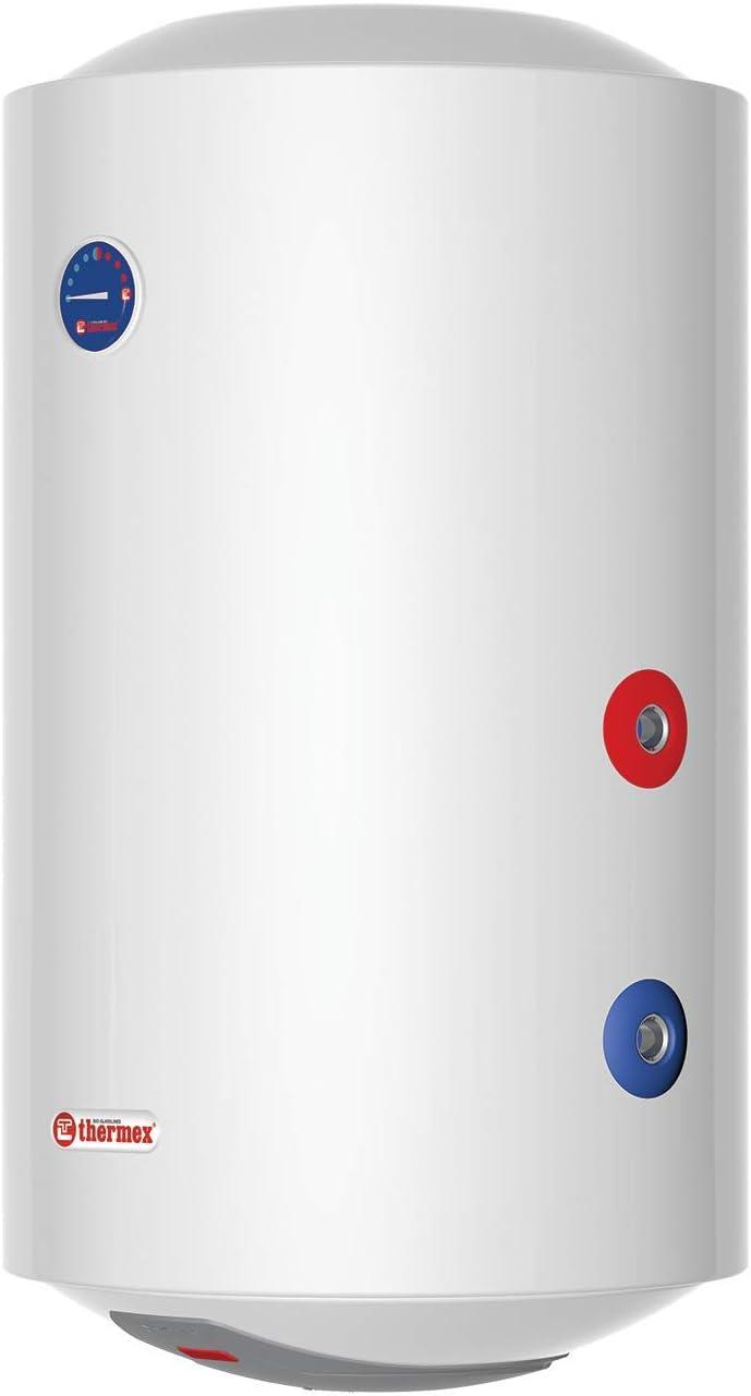 Thermex Combi ER 80 V Derecha, calentador de agua eléctrico con intercambiador de calor integrado