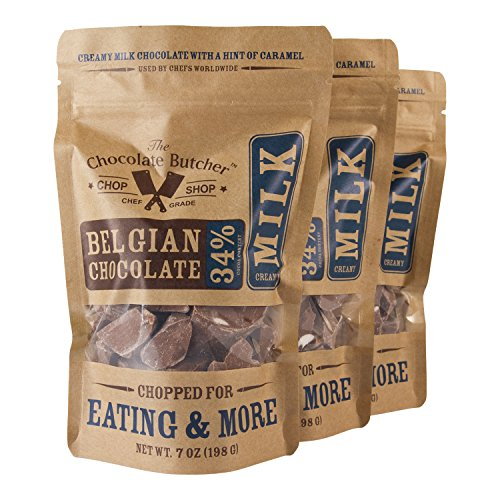 belgian milk chocolate - 6